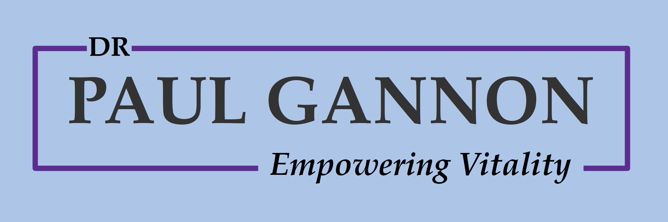 Dr. Paul Gannon